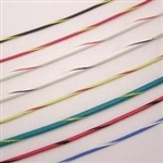 UL1015 CSA TEW 14 AWG (41/30) Striped Wire. Pick Your Combos! 100' Spool. Series# UL1015-14-XXSS-0100