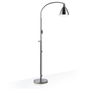 Flexi-Vision Floor Lamp Silver (U31067)