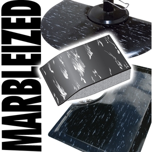 Marbleized Anti-Fatigue Mats