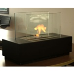 Freestanding Tizzo Fireplace by Nu-Flame (NF-F2TIO)
