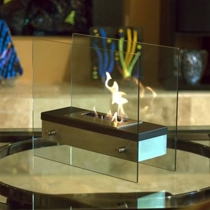 Tabletop Ardore Ethanol Fireplace by Nu-Flame (NF-F2ARE)