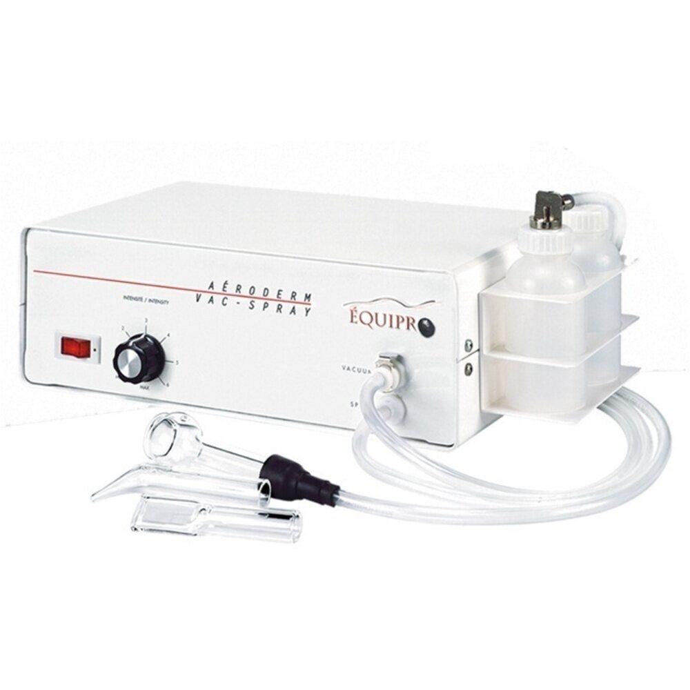 Medical Vacuum Extractor Machine ~ Aeroderm vacuum and spray machine by equipro