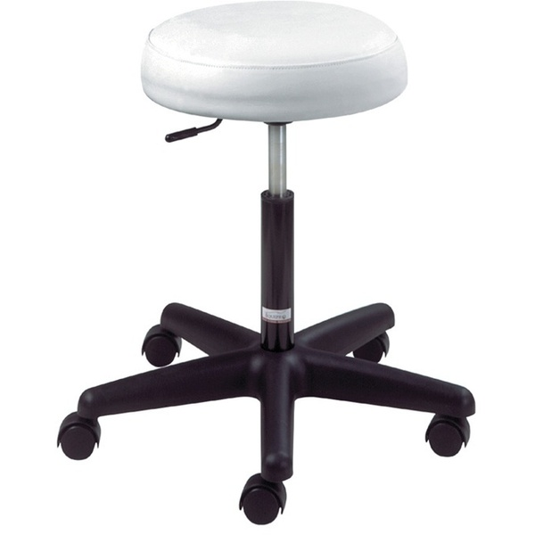 Round Air-Lift Stool by Equipro (31100)