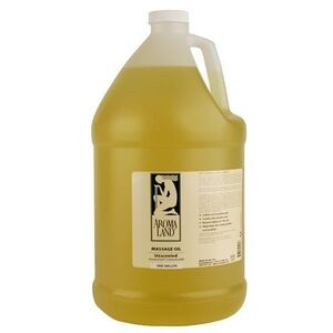Massage Oil - AromaFree® - Unscented 1 Gallon (75MOAG)