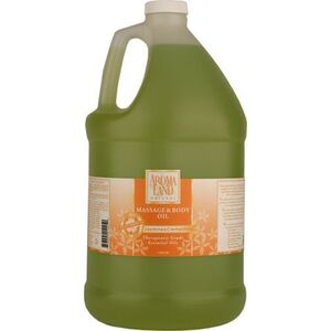 Massage & Body Oil - Jasmine & Clementine 1 Gallon (741GMOJ)