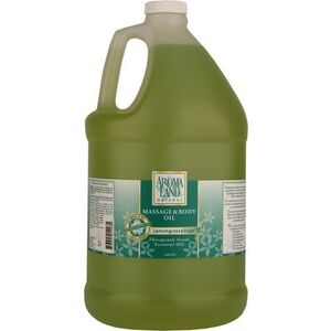 Massage & Body Oil - Lemongrass & Sage 1 Gallon (741GMOS)