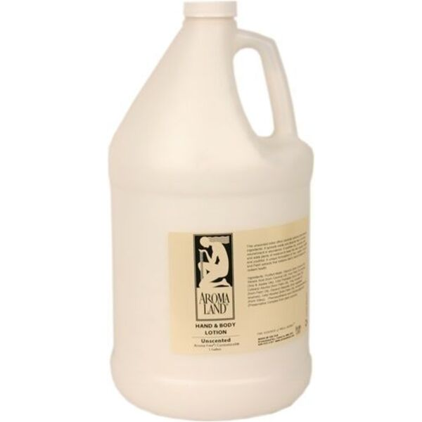 Hand & Body Lotion - AromaFree® - Unscented 1 Gallon (75LOAG)
