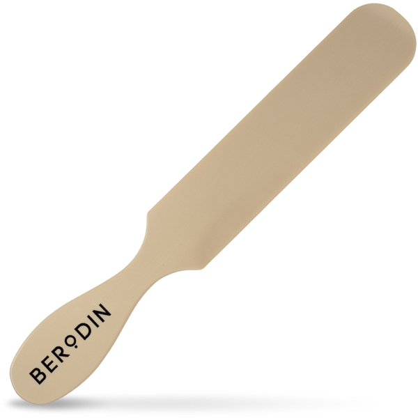 BERODIN LARGE PLASTIC WAXING SPATULA - Can Be Sterilized for Reuse! (30-5604)