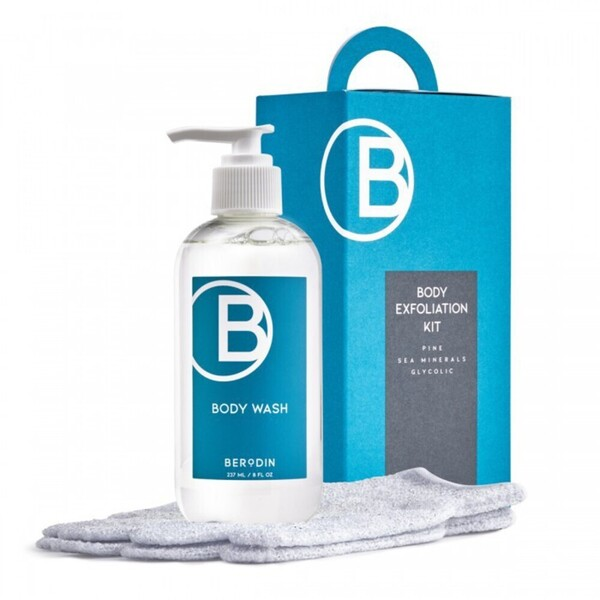 BERODIN BODY POLISH KIT - Exfoliation Set (30-801)