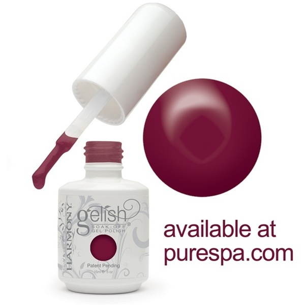 Gelish Color Coat: Rendezvous 0.5oz. - 15mL. - Gelish Soak Off Gel Nail Polish (01336)