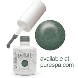 Gelish Color Coat: Midnight Caller 0.5oz. - 15mL. - Gelish Soak Off Gel Nail Polish (01368)