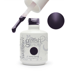 Gelish Color Coat: Cocktail Party Drama 0.5oz. - 15mL. - Gelish Soak Off Gel Nail Polish by Nail Harmony (#01438)