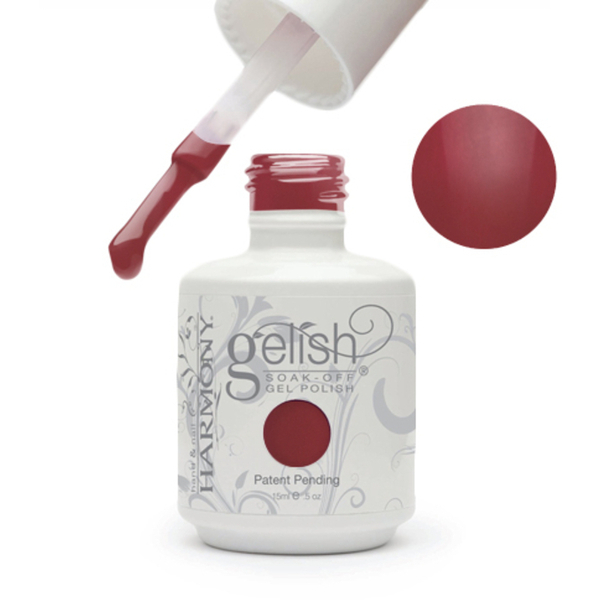Gelish Color Coat: Backstage Beauty 0.5oz. - 15mL. - Gelish Soak Off Gel Nail Polish by Nail Harmony (#01440)