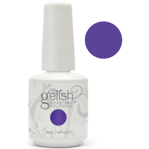 Gelish Color Coat: You Glare I Glow 0.5oz. - 15mL. - Gelish Soak Off Gel Nail Polish by Nail Harmony (#01556)