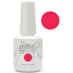 Gelish Color Coat: Brights Have More Fun 0.5oz. - 15mL. - Gelish Soak Off Gel Nail Polish by Nail Harmony (#01557)