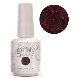 Gelish Color Coat: Wanna Share A Lift 0.5oz. - 15mL. - Gelish Soak Off Gel Nail Polish by Nail Harmony (#01585)