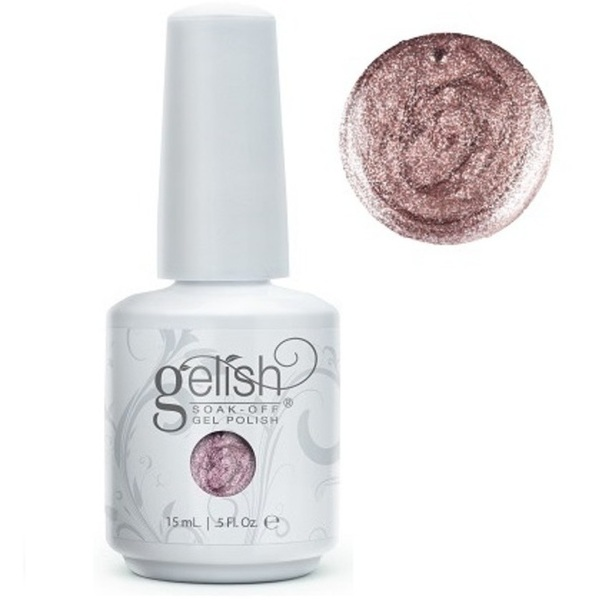 Gelish Color Coat: Oh What A Knight! 0.5oz. - 15mL. - Gelish Soak Off Gel Nail Polish by Nail Harmony (#01591)