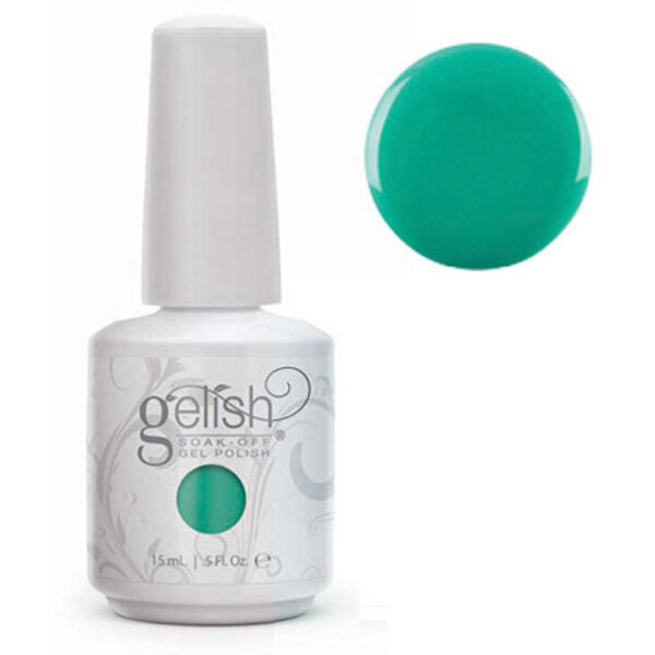 Gelish Color Coat: Rub Me The Sarong Way 0.5oz. - 15mL. - Gelish Soak Off Gel Nail Polish by Nail Harmony (#01622)