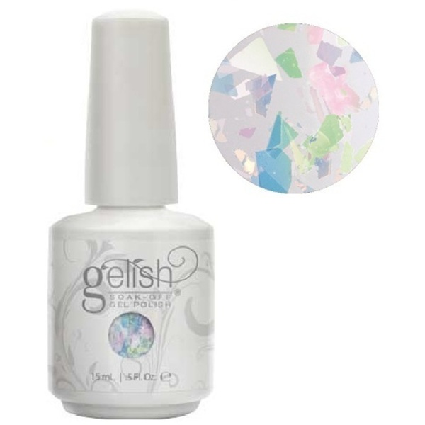 Gelish Color Coat: Rough Around The Edges 0.5oz. - 15mL. - Gelish Soak Off Gel Nail Polish by Nail Harmony (#01851)