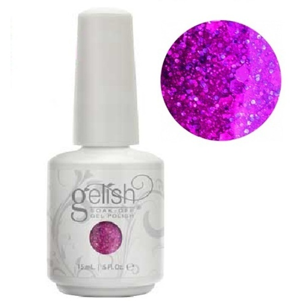 Gelish Color Coat: To Tough To Be Sweet 0.5oz. - 15mL. - Gelish Soak Off Gel Nail Polish by Nail Harmony (#01856)