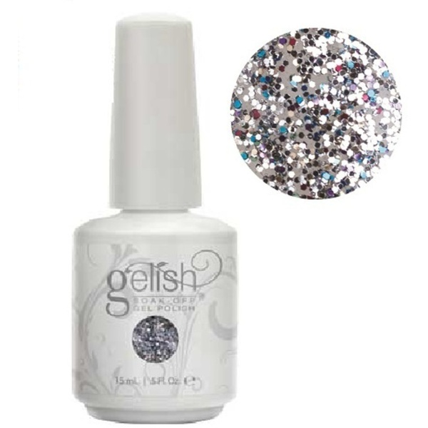Gelish Color Coat: Girls Night Out 0.5oz. - 15mL. - Gelish Soak Off Gel Nail Polish by Nail Harmony (#01863)