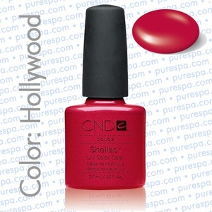 Pre-Order: CND Shellac Hollywood 0.25 oz. - 7.3 mL - The 14 Day Manicure is Here! (687)