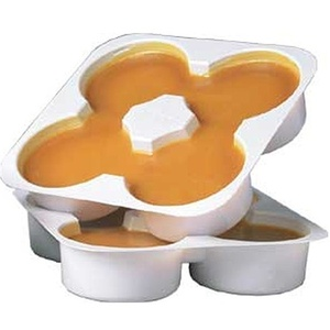 Depileve European Gold Hard Wax 2.2 Lb Tray (115)