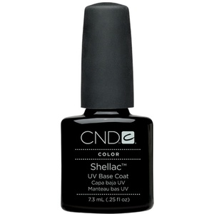CND Shellac UV Base Coat 0.25 oz. - 7.3 mL - The 14 Day Manicure is Here! (659)