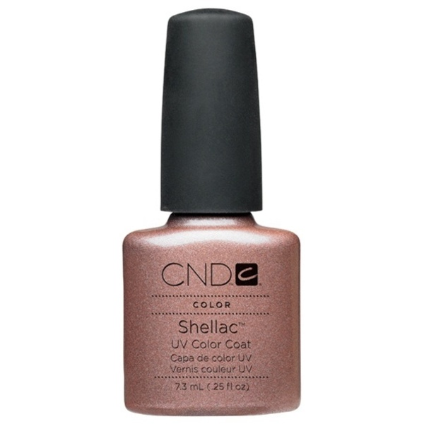 CND Shellac Iced Cappuccino 0.25 oz. - 7.3 mL - The 14 Day Manicure is Here! (674)