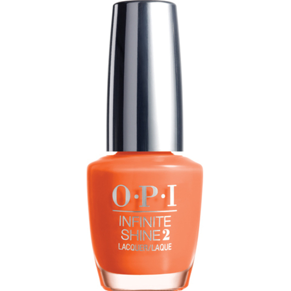 OPI Infinite Shine - Air Dry 10 Day Nail Polish - Endurance Race to the Finish (IS L06)