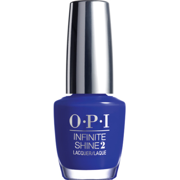 OPI Infinite Shine - Air Dry 10 Day Nail Polish - Indignantly Indigo (IS L17)