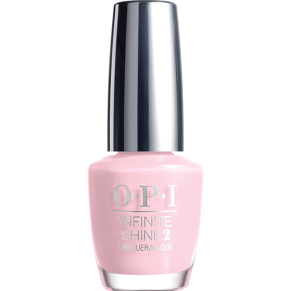 OPI Infinite Shine - Air Dry 10 Day Nail Polish - Pretty Pink Perseveres (IS L01)