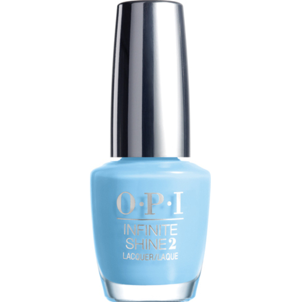 OPI Infinite Shine - Air Dry 10 Day Nail Polish - To Infinity & Blue - yond (IS L18)