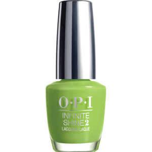 OPI Infinite Shine - Air Dry 10 Day Nail Polish - To the Finish Lime! (IS L20)