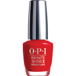 OPI Infinite Shine - Air Dry 10 Day Nail Polish - Unequivocally Crimson (IS L09)