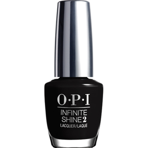 OPI Infinite Shine - Air Dry 10 Day Nail Polish - We're in the Black (IS L15)