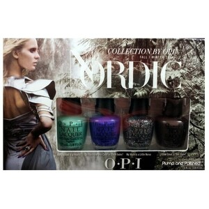 OPI Nail Lacquer - Nordic Mini's - Northies (1003)