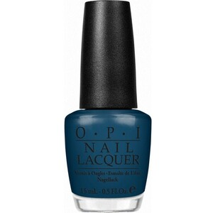 OPI Nail Lacquer - Ski Teal We Drop 0.5 oz. (Z16)