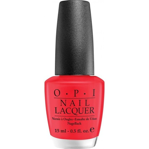 OPI Nail Lacquer - On Collins Ave 0.5 oz. (B76)