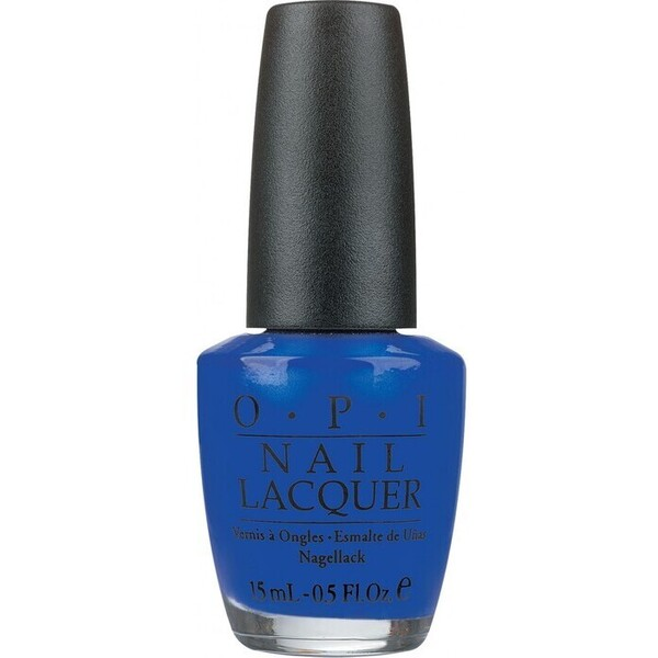 OPI Nail Lacquer - Blue My Mind 0.5 oz. (B24)