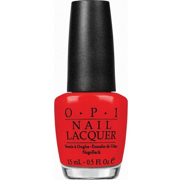 OPI Nail Lacquer - Red my Fortune Cookie 0.5 oz. (H42)