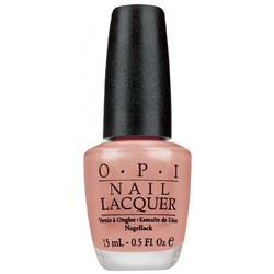 OPI Nail Lacquer - Kiss on the Cheek 0.5 oz. (H31)