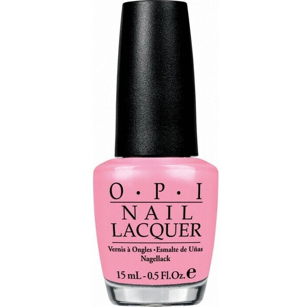OPI Nail Lacquer - I Think in Pink 0.5 oz. (H38)