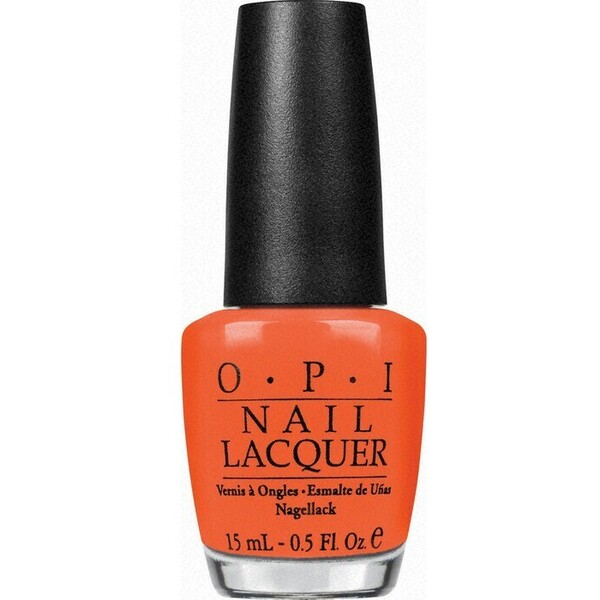 OPI Nail Lacquer - A Good Man-darin is Hard to Find 0.5 oz. (H47)