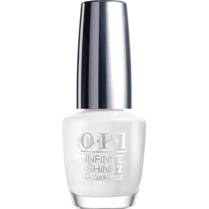 OPI Infinite Shine - Air Dry 10 Day Nail Polish - Spring Collection - PEARL OF WISDOM - ISL34 0.5 oz. (ISL34)
