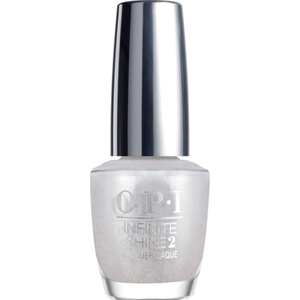 OPI Infinite Shine - Air Dry 10 Day Nail Polish - Spring Collection - GO TO GRAYT LENGTHS - ISL36 0.5 oz. (ISL36)