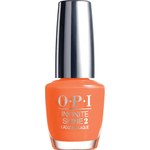 OPI Infinite Shine - Air Dry 10 Day Nail Polish - Summer 2015 - THE SUN NEVER SETS - ISL42 0.5 oz. (ISL42)