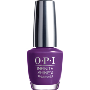 OPI Infinite Shine - Air Dry 10 Day Nail Polish - Summer 2015 - PURPLETUAL EMOTION - ISL43 0.5 oz. (ISL43)
