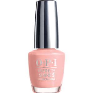 OPI Infinite Shine - Air Dry 10 Day Nail Polish - Summer 2015 - YOU'RE BLUSHING AGAIN - ISL46 0.5 oz. (ISL46)
