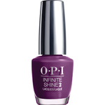 OPI Infinite Shine - Air Dry 10 Day Nail Polish - Fall Collection - ENDLESS PURPLE PURSUIT - ISL52 0.5 oz. (ISL52)
